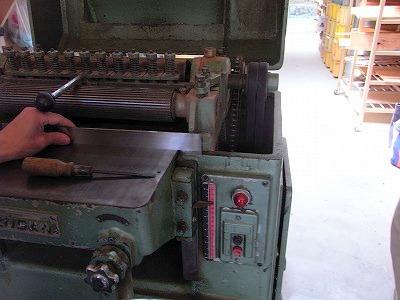 機械メンテ 010